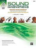 Sound Innovations for String Orchestra -- Sound Development: Violin, Book & Online Media