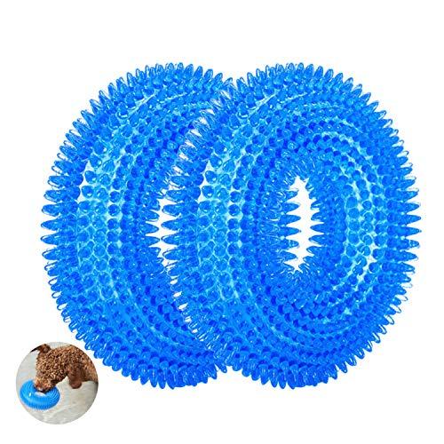 MICHETT Hundespielzeug für Hunde Splitterfrei und Langlebig Natürliches Kauspielzeug Naturkautschuk Aktivitätsspielzeug Kann zur Zahnreinigung Verwendet Werden