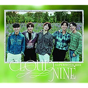"CLOUD NINE〔初回限定盤A(CD+DVD)〕"""
