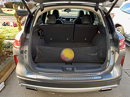 TrunkNets Inc Envelope Style Trunk Cargo Net for Infiniti QX50 2018 2019 2020