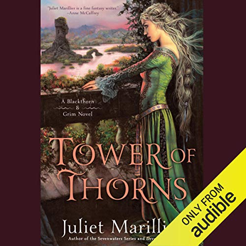 Page de couverture de Tower of Thorns