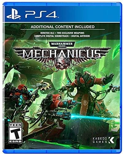 Warhammer 40k: Mechanicus - PlayStation 4