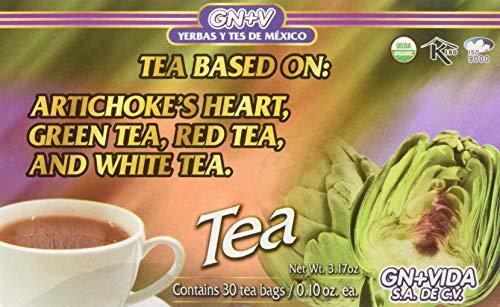 Alcachofa Tea/ Te De Alcachofa