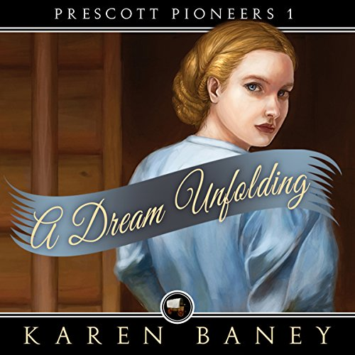 A Dream Unfolding audiobook cover art