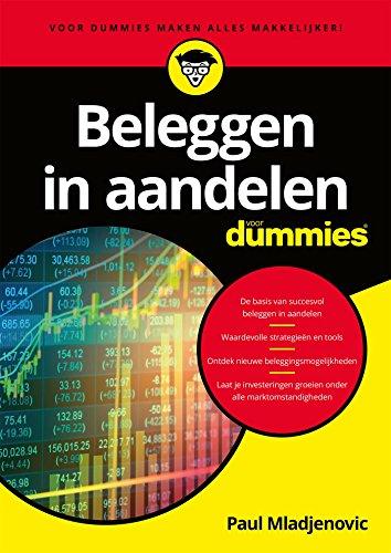 Beleggen in aandelen voor Dummies (Dutch Edition)