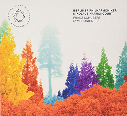 Schubert:Symphonies 1-8