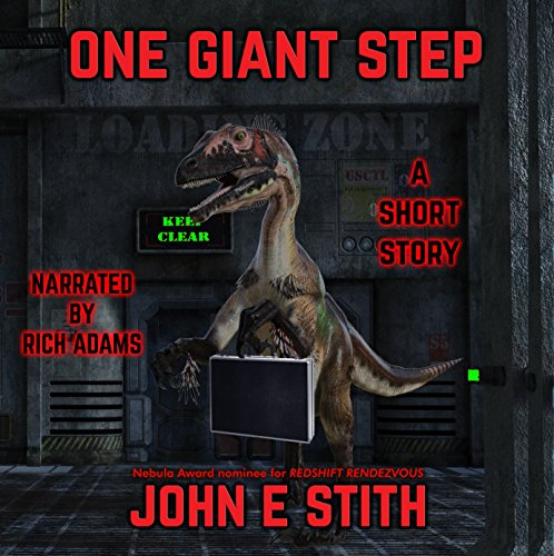 One Giant Step audiobook cover art