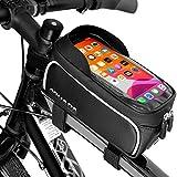 AGUADA Bike Phone Front Frame Bag – Durable...