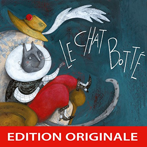 Couverture de Le chat botté