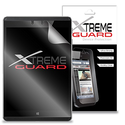 Premium XtremeGuard Screen Protector Cover for HP Pro Tablet 608 G1 7.86' (Ultra Clear)