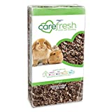 carefresh 99% Dust-Free Natural Paper Small Pet Bedding with Odor Control,...