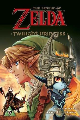 The Legend of Zelda: Twilight Princess, Vol. 3 (3)