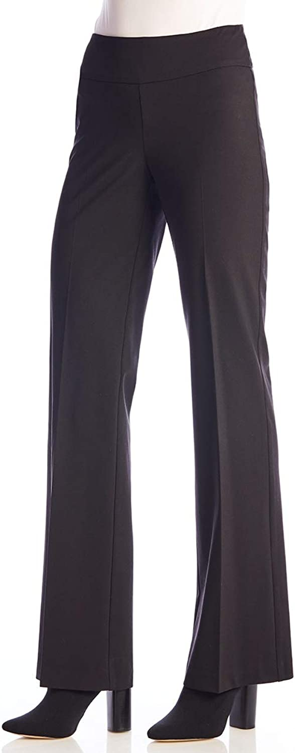 UP Womens Flatten and Flatter Boot Cut Pants Style 66059 Roma