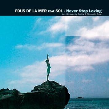 Never Stop Loving Remixes