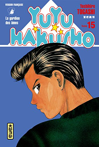 Yuyu Hakusho : Le Gardien des âmes, tome 15