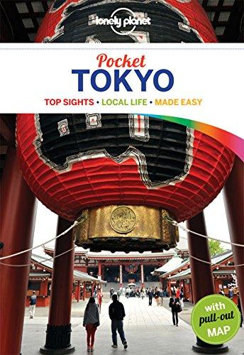 Pocket Tokyo - 5ed - Anglais