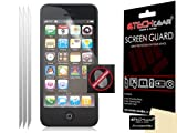 TECHGEAR [3 Pack] Anti Glare Screen Protectors for iPhone 5s 5c 5