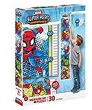 Clementoni Puzzles Metro 30 Piezas Maxi Superhero, Multicolor (20337.6)