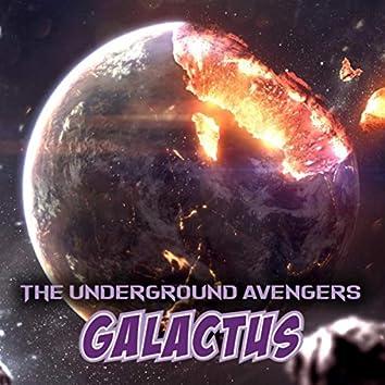 Galactus (feat. Twiztid, Jelly Roll, Rittz, Krizz Kaliko, Crucifix, Blaze Ya Dead Homie, King Iso & Lyte)