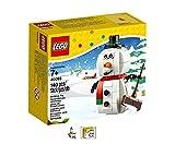 LEGO クリスマス スノーマン 雪だるま 40093