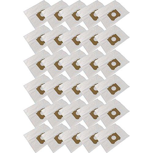 30 Staubsaugerbeutel aus Microvlies + 4 Motorschutzfilter passend für AEG Vampyrino E, EC