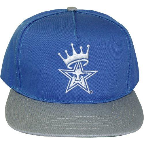 Obey Cap FOUL LINE SNAPBACK royal blue grey