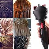 WQD USB Chargable Electric Hair Braid Twister Automatic Knitted DIY Hair Braiders