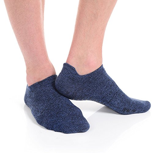 Great Soles Tabbed Grip Socks for Men