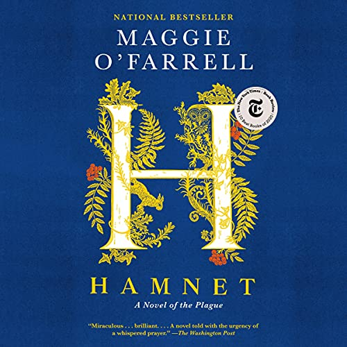 Hamnet Audiobook By Maggie O'Farrell cover art