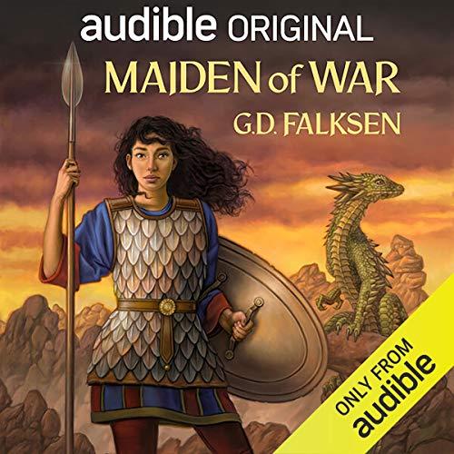 Maiden of War cover art