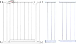 Xuan Yuan Safety Fence,Baby Stair Door Fence Pet Isolation Fence Child Safety Gate Dog Fence Pet Guardrail Fence Railing Baby Play Fence (Size : 125cm)