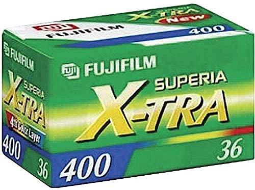 Fuji Superia X-TRA 400 135-36 Farbfilm