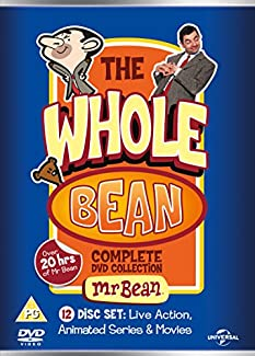 The Whole Bean - Complete DVD Collection