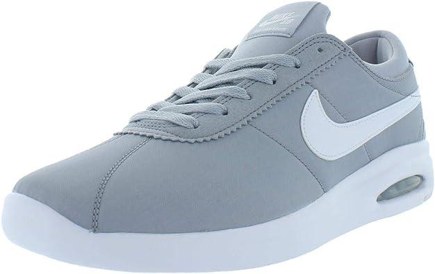 Nike SB Mens Air Max Bruin Vpr Txt Low Top Skate Shoes Gray