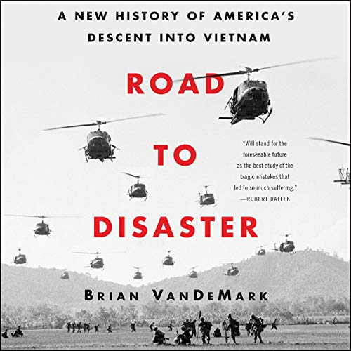 Road to Disaster audiobook cover art