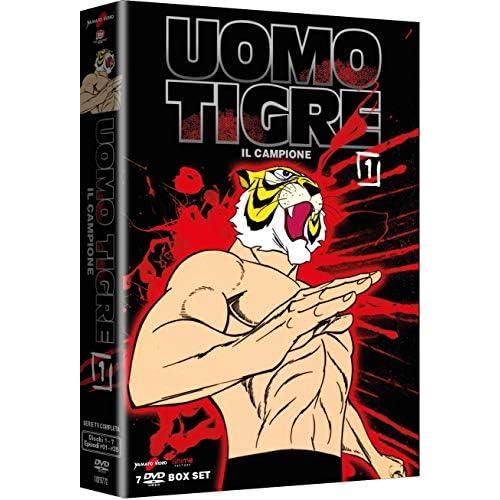 Uomo Tigre-Il Campione - Volume 1 (Collectors Edition) (7 DVD)