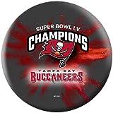 KR Strikeforce Tampa Bay Buccaneers Super Bowl LV Champions Bowling Ball 15lbs