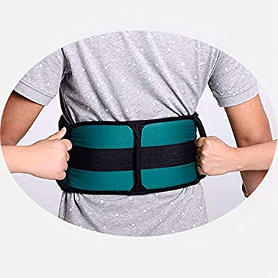 Jeamive Bed Transfer Nursing Sling, Patient Lift Safety Sling, Moving Assist Hoist Gait Belt,Medical Slide Board Wheelchair Bed Transport Physical Therapy (3 Size Optional)