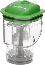 Foodsaver 137207-000-000 Zipper Bag Adapter Vacuum Sealer, White
