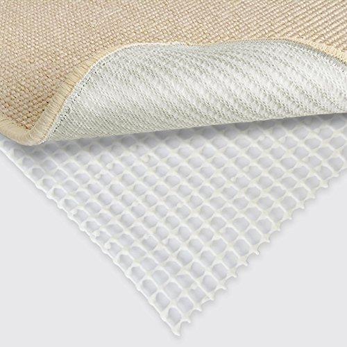 Casa PuraTeppich Rutsch Stopp: Teppichunterlage rutschfest | Anti-Rutsch Matte für Teppiche, Läufer UVM. | einfach zuschneidbar | Reach zertifizierter Gleitschutz (80 x 250 cm)