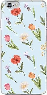 [bodenbaum] nova 3 PAR-LX9 ハードケース HUAWEI ファーウェイ ノバスリー SIMフリー スマホケース ボタニカル 水彩 花柄 hard-f251 (B.ブルー)