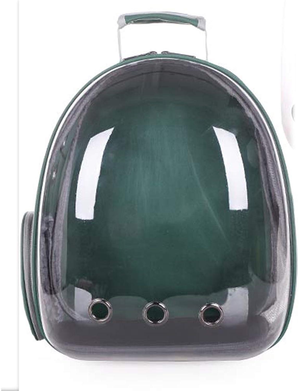 9bc5cec45718 LXRZLS Pet Capsule Backpack Carrier Pet Carbonate Poly Dog & Cat For ...