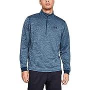 Under Armour Men's Fleece 1/2 Zip Shirt
