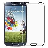 ebestStar - Verre trempé Compatible avec Samsung S4 Galaxy i9500 i9505 Film Protection Ecran Vitre Protecteur Anti Casse, Anti-Rayure, Pose sans Bulles [Appareil: 136.6 x 69.8 x 7.9mm, 5.0'']