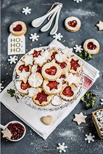 Christmas Cookies: Blank Recipe Book for All Your Favorite Christmas Cookies