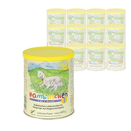 Bambinet 1 - babyvoeding tot 6 maanden 400 g