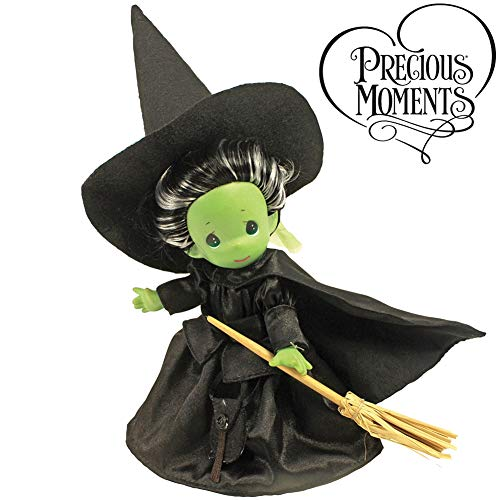 Precious Moments 7 Wicked Witch of The West Doll