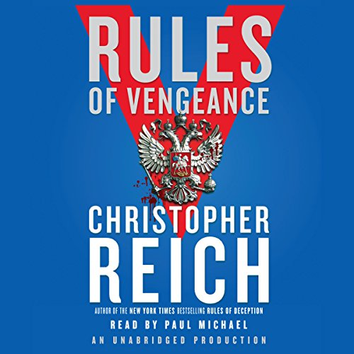 Rules of Vengeance  audiobook cover art