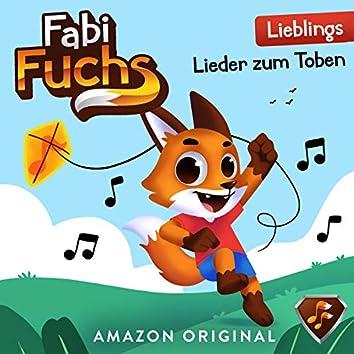 Lieder zum Toben (Amazon Original)