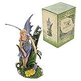 Lisa Parker Tales of Avalon Bluebell Dream - Figura Decorativa de Hada